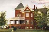 Fairview, residence of William Jennings Bryan Lincoln, Neb