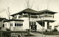 J.A. Bentley home, Sidney, Nebr.