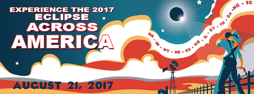Experience the 2017 Eclipse Across America Banner Image