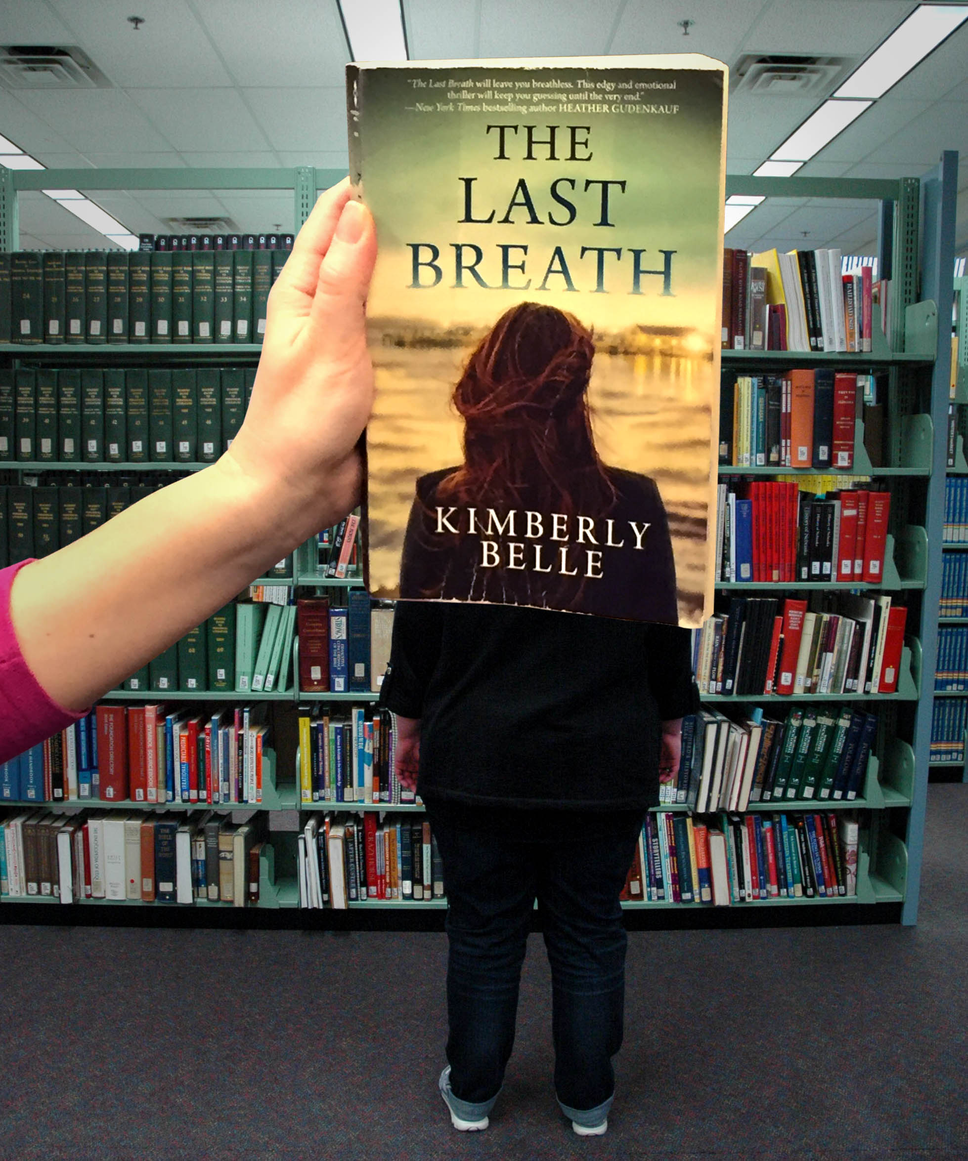 """The Last Breath"" BookFace"