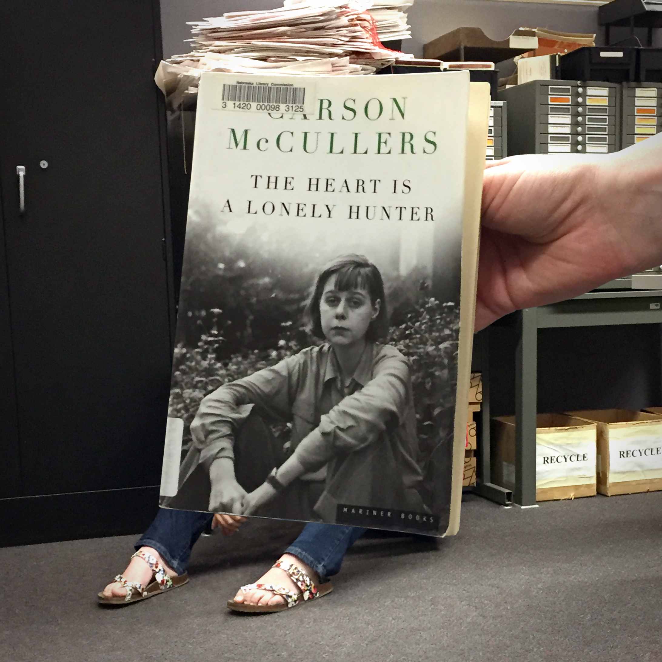 """The Heart is a Lonely Hunter"" by Carson McCullers"