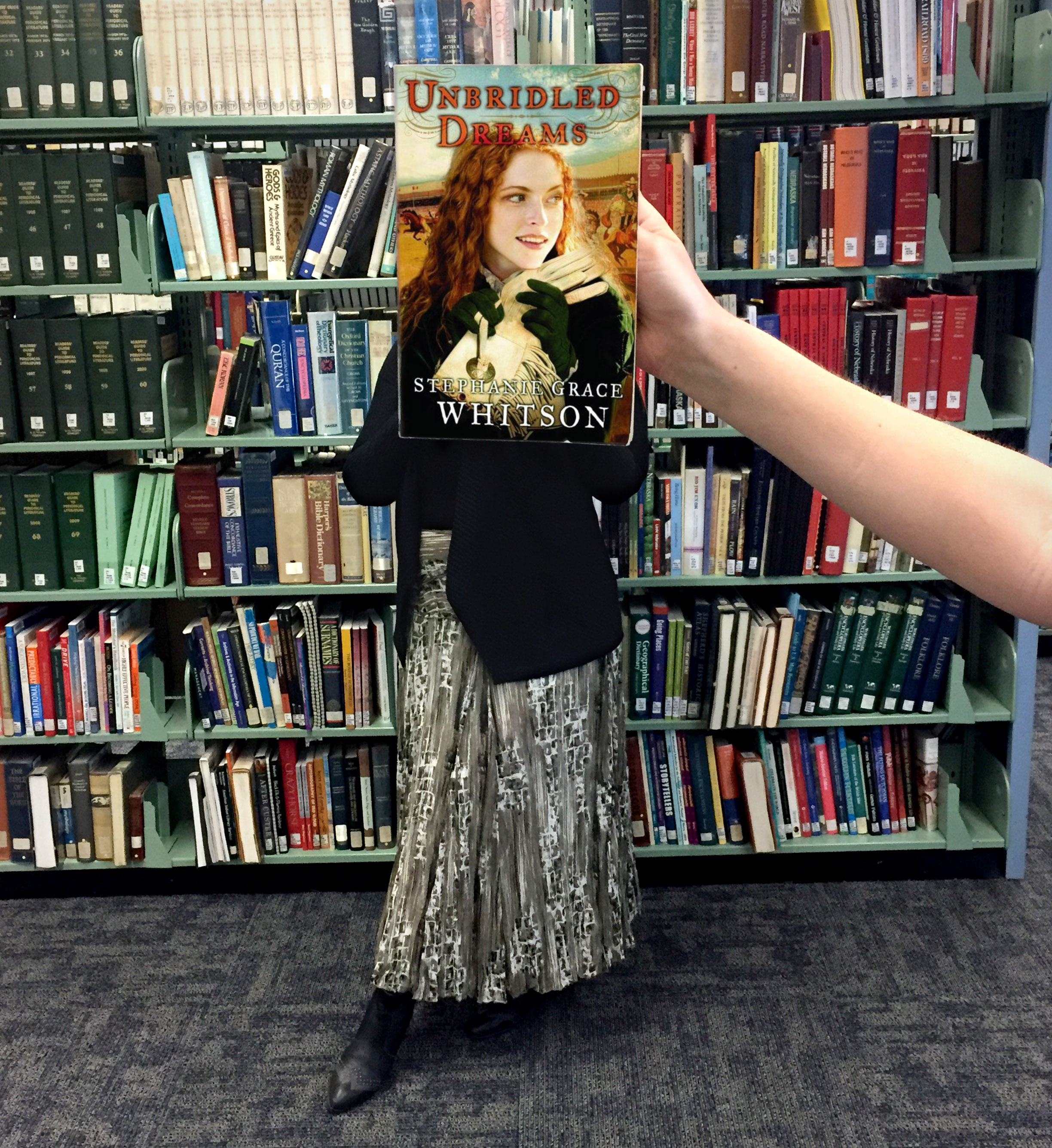 Unbridled Dreams BookFaceFriday